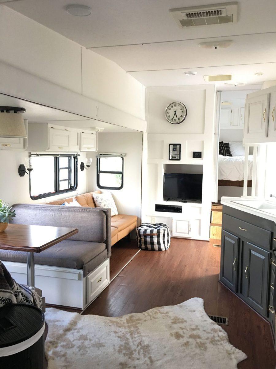 15 Dreamiest Rustic Camper Remodels Ideas Camperlife