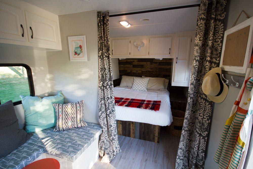 13 Best Camper Trailer Ideas Interiors Camper Life
