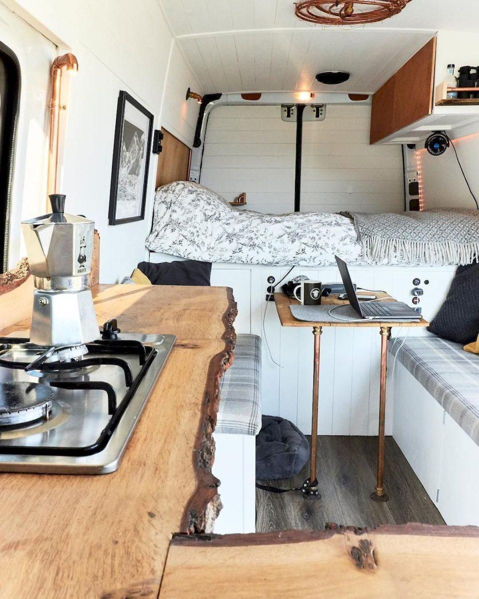 15 Best Interior Design Ideas for Camper Van - camperlife