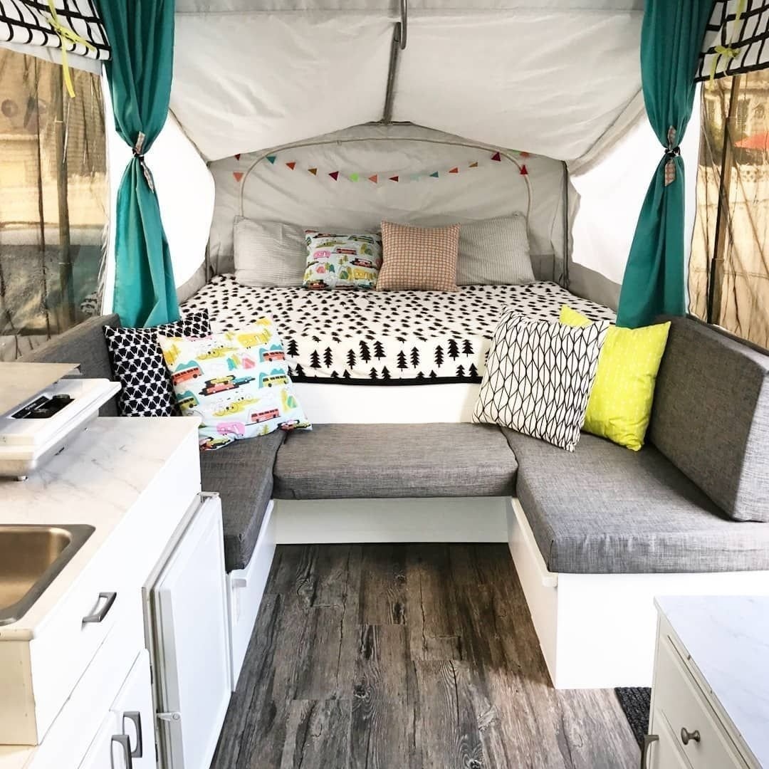 16 Camper Remodel Ideas That Will Inspire You To Hit The