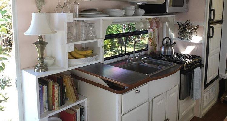Types Of RV Kitchen