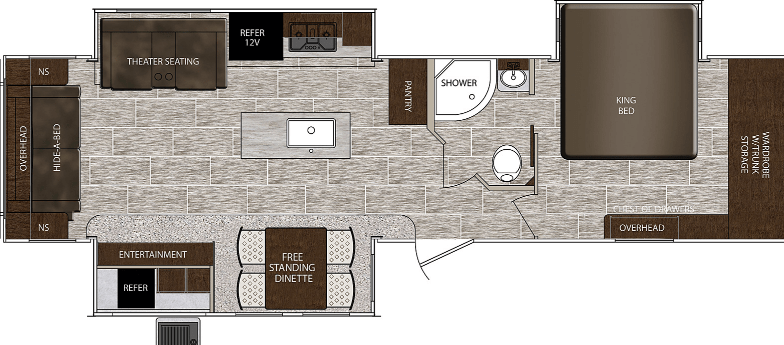 LaCrosse Floorplan