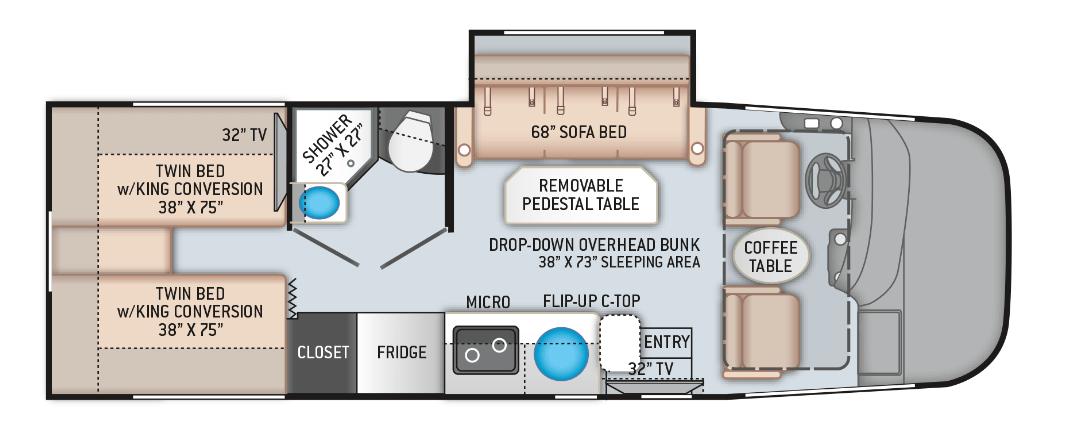 Axis Floor Plan