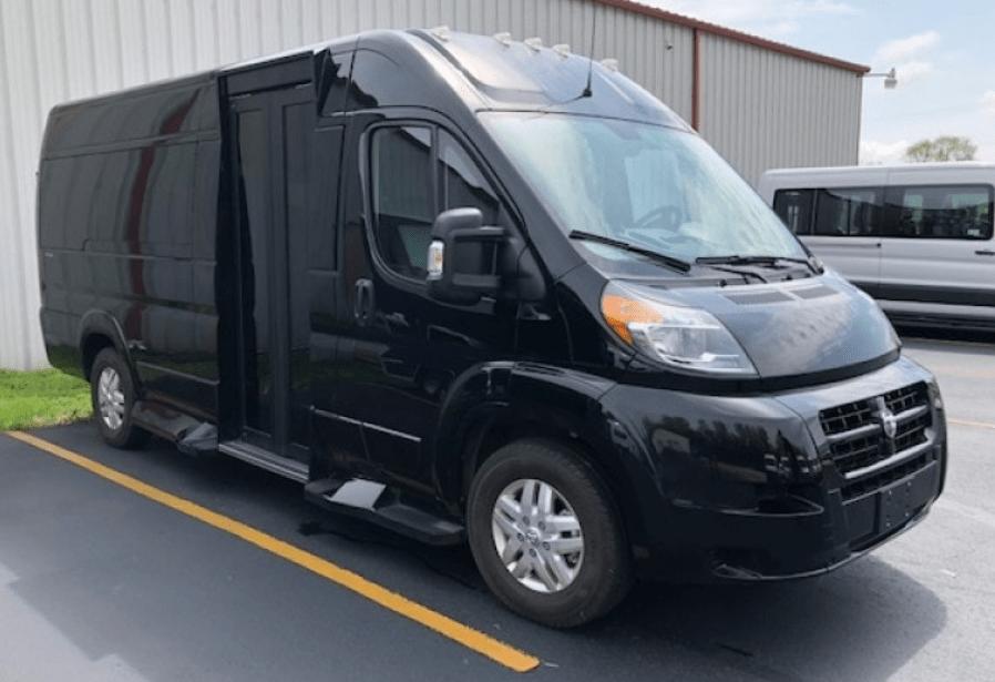 Ram Camper Van