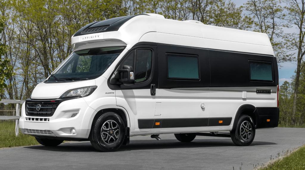 Stealth Camper Van1