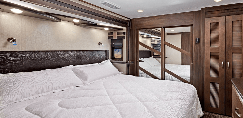 King Size Beds RVs