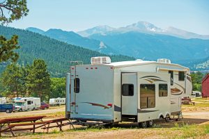 RV Campgrounds Near Asheville