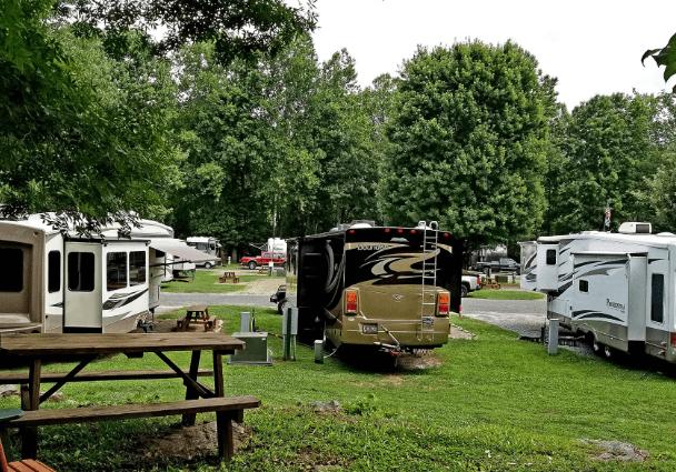 Creekwood Farm RV Park
