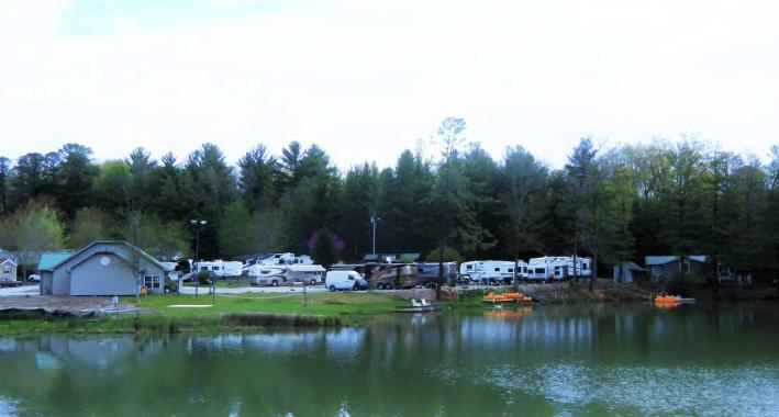 Rutledge Lake RV Park