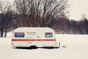 How to winterize camper?